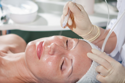 Microdermabrasion is a safe and effective way to start your skin care regimen